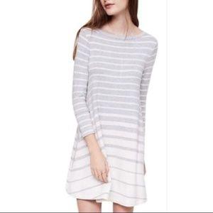 NWT Lou & Grey Horizon SignatureSoft Swing Dress